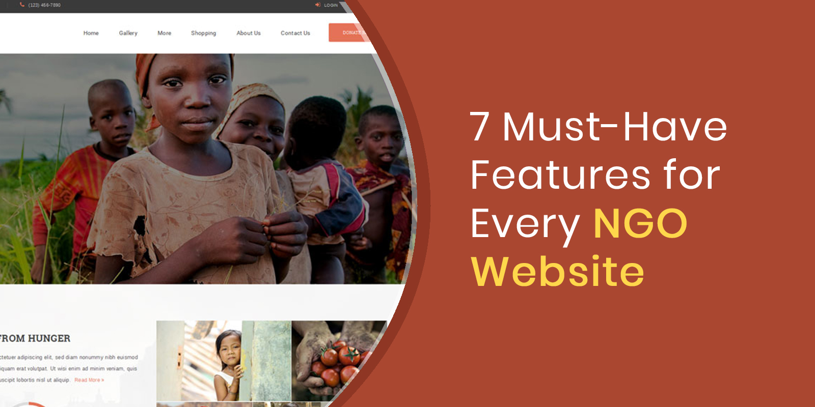 7 Must-Have Features for Every NGO Website